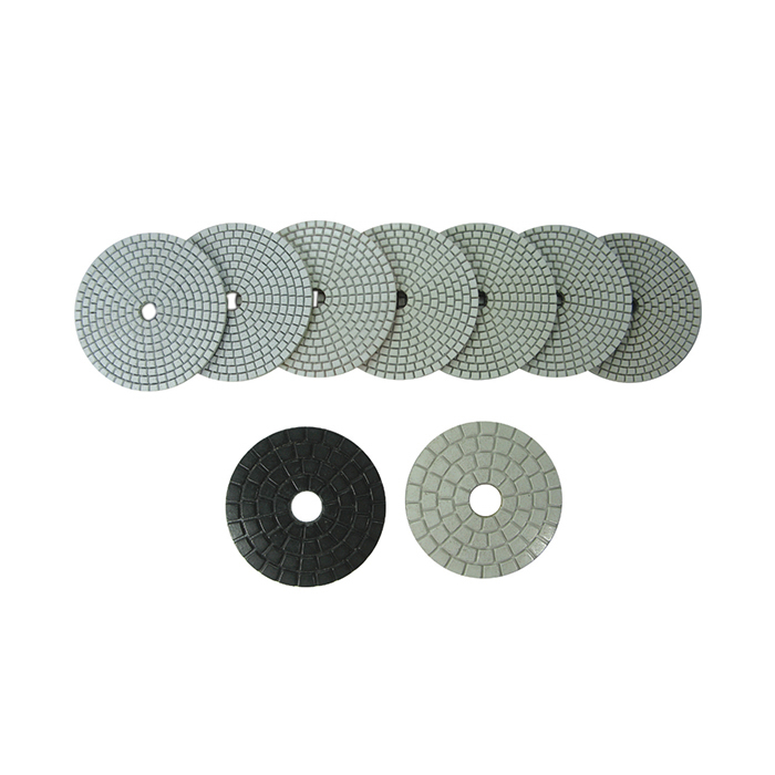 10MM Thickness Diamond Floor Polishing Pad