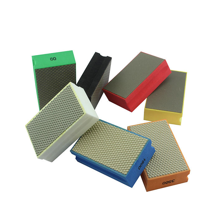 Floor Resin Polishing Diamond Pads